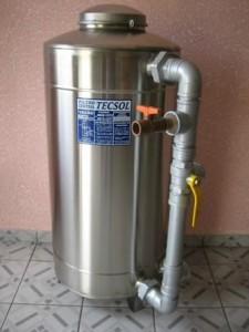 Filtro Central Tecsol 5.000L/h